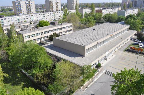 Borító kép a Győri SZC Sport és Kreatív Technikum intézményről