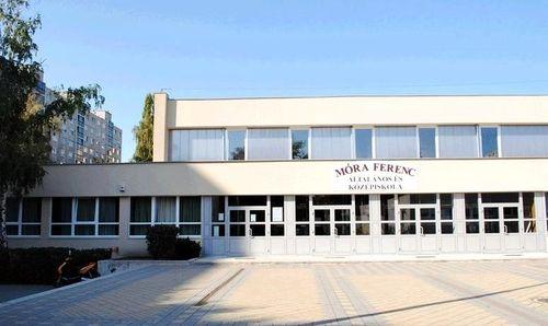 Borító kép a Győri SZC Móra Ferenc Általános Iskola intézményről