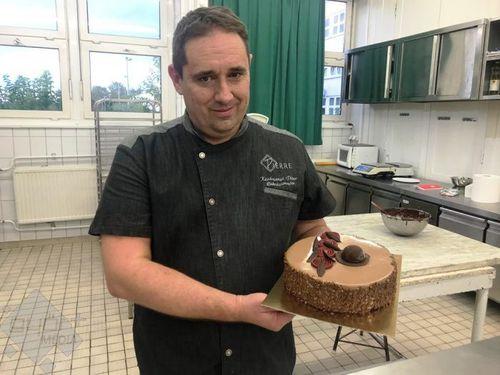 Krúdysokkal készült el a Lúdas Matyi torta